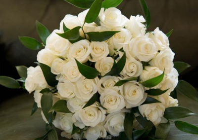 Bella-Poppy-Flower-Design-Chichester-Flowers-Florist-Wedding-Flowers-Funeral Flowers-Dried-Flowers-White-Roses-Wedding-Bouquet-made-of-white-roses-and-ruscus