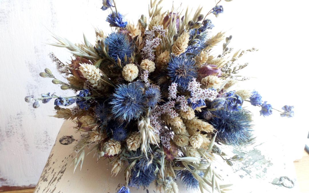 Bella Poppy Flower Design opens new online dried flower shop