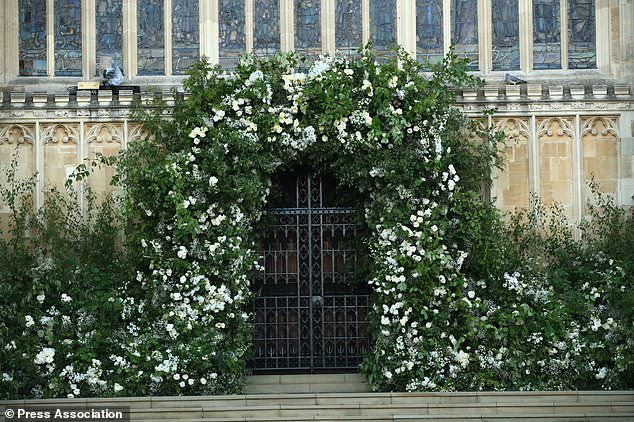 Why florist's loved the Royal wedding flowers.