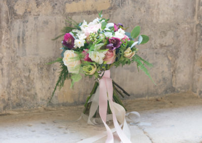 wedding bouquet chichester cathedral