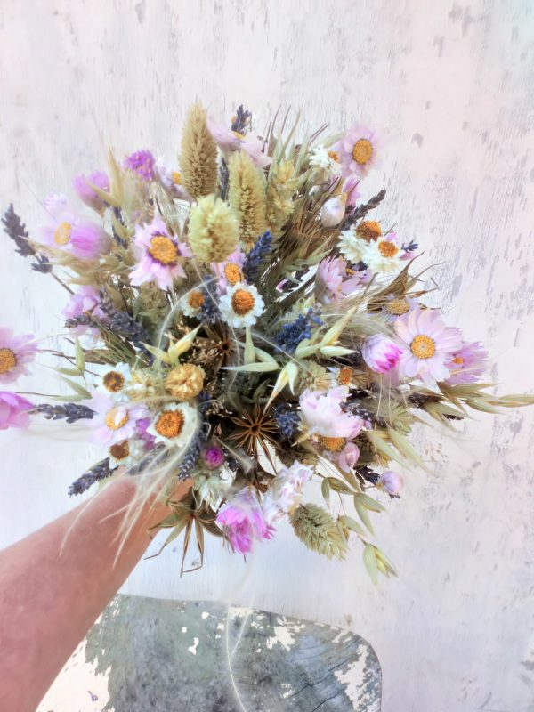 dried flowers for home