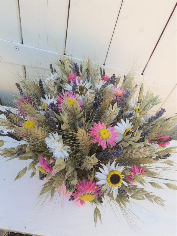 dried flower design